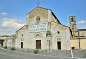 Abbey San Domenico Abate, sora — Stock Photo