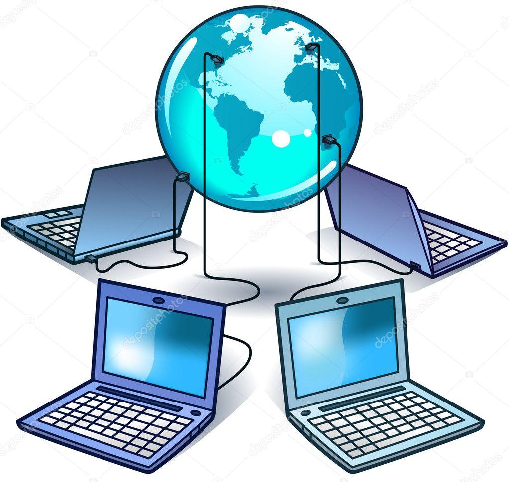 Computers Technology: Stock Vector © Meshaq2000