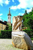 Austrian Statue — Stock Photo