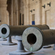Cannons in a row — Stock Photo #11667810