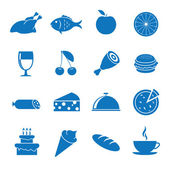 Food icon — Stock Vector