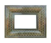 Orient style vintage frame — Stock Photo