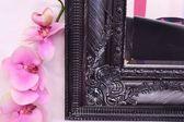 Mirror frame — Stock Photo