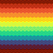 Mexican blanket zigzag seamless pattern, vector — Vetor de Stock
