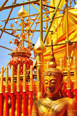 Chiangmai Tample — Stock Photo