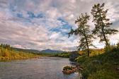 Balbanyu river. — Stock Photo