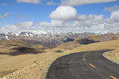 High pass in Tibet — Stock Photo