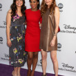 Katie Lowes, Kerry Washington, Darby Stanchfield - Foto de Stock