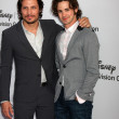 Nick Weschsler, Connor Paolo - Foto de Stock