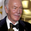 Christopher Plummer — Stock Photo