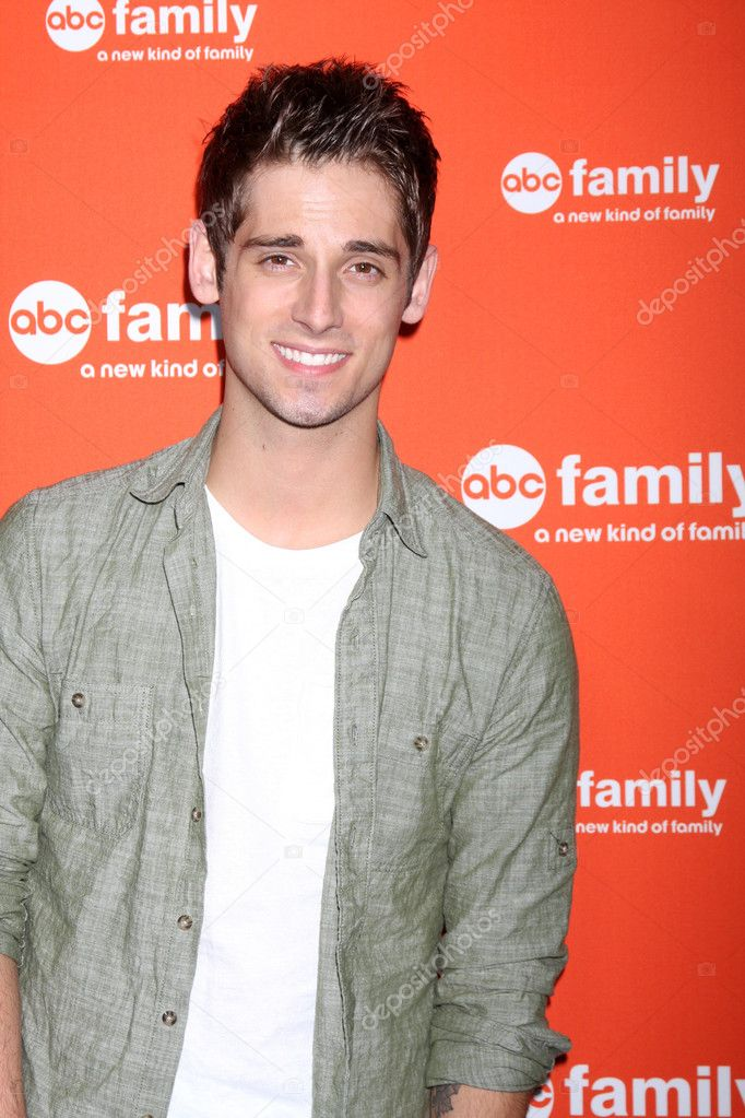 Jean-luc bilodeau picture - los angeles - nov 6 jean-luc bilodeau at the crush by abc family clothing line launch at