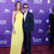 Shannon de Lima, Marc Anthony — Foto de Stock