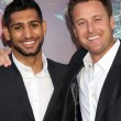 Amir Khan, Chris Harrison — Stock Photo #11672618