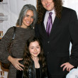 &amp;#039;Weird Al&amp;#039; Yankovic, wife, daughter - Stock Photo