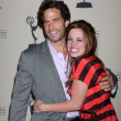 Foto Stock: Shawn Christian, Molly Burnett