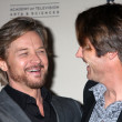 Stephen Nichols, Matthew Ashford - Stock Photo