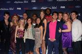 American Idol Season 11 Finalists Colton Dixon — Stock Photo