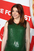 Alyson hannigan — Stockfoto