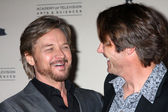 Stephen Nichols, Matthew Ashford — Stock Photo