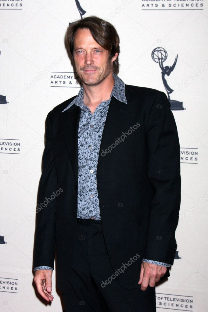 LOS ANGELES - JUN 14:  Matthew Ashford arrives at the ATAS Daytime Emmy Awards Nominees Reception at SLS Hotel At Beverly Hills on June 14, 2012 in Los Angeles, CA — Stock Photo #11678239