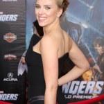 Scarlett Johansson — Stock Photo #11680556