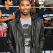 Stock Photo: Michael B. Jordan