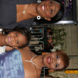 Mom, Quevenzhane Wallis, Jovan Hathaway — Photo