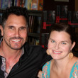 Don Diamont, Heather Tom — Stock Photo #11682080