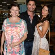 Heather Tom, Don Diamont,  Jacqueline MacInnes Wood — Stock Photo