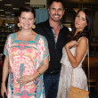 Heather Tom, Don Diamont, Jacqueline MacInnes Wood — Stock Photo #11682160