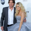 Royalty-Free Stock Photo: Mike Fisher, Carrie Underwood