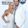 Stock Photo: Caroline Bryan, Luke Bryan