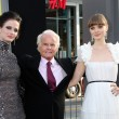 Eva Green, Richard D. Zanuck, Bella Heathcote — Stock Photo