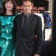 Michele Hicks, Jonny Lee Miller — Stock Photo