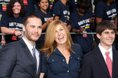 Taylor Kitsch, Connie Britton — Stock Photo