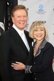Wink Martindale, wife Sandy — Stock Photo