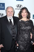 George Schlatter, Jolene Schlatter — Stock Photo