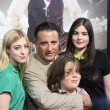 Stock Photo: Andy Garcia, family