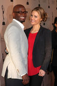 Taye Diggs, KaDee Strickland — Stock Photo