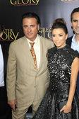 Andy Garcia, Eva Longoria — Stock Photo