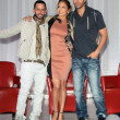 Yandel, Jennifer Lopez, Enrique Iglesias — Stock Photo #11704356