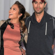 Jennifer Lopez, Enrique Iglesias — Stock Photo #11704373