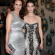 Stock Photo: Andie MacDowell, Rainey Qualley
