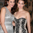 Andie MacDowell, Rainey Qualley - Stok fotoğraf