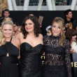 Miranda Lambert, Angaleena Presley and Ashley Monroe of The Pistol Annies — Stock Photo