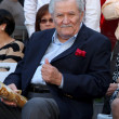 John Aniston, wife — Foto de Stock