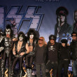 KISS, Motley Crue — Stock Photo
