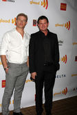 Trevor donovan, kevin williamson — Stockfoto