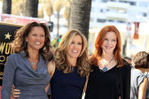 Vanessa Williams, Felicity Huffman, Marcia Cross — Stock Photo