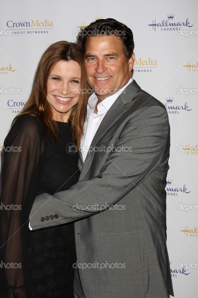 Gigi Rice, Ted McGinley – Stock Editorial Photo © Jean ...